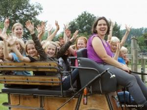 Ponykampen 2012 - Minikamp