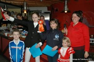Wedstrijden 2011 - zo - prijsuitreiking