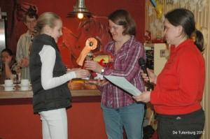 Wedstrijden 2012 - zo - prijsuitreiking
