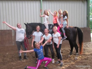 Ponykampen 2016 - Weekkamp, week 2