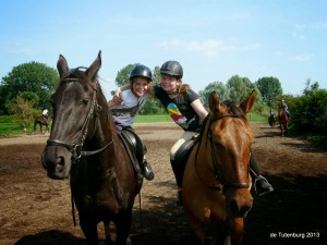 Ponykampen 2013 - Minikamp