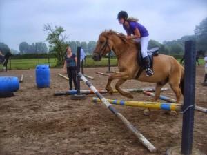Ponykampen 2009 - Weekkamp, week 4