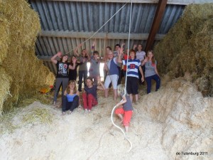Ponykampen 2011 - Weekkamp, week 1