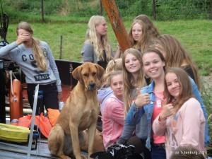 Ponykampen 2014 - Weekkamp, week 3