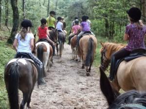 Ponykampen 2011 - Weekkamp, week 2