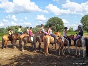 Ponykampen 2013 - Weekkamp, week 3