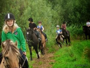 Ponykampen 2011 - Weekkamp, week 3