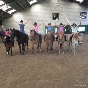 Ponykampen 2015 - Minikamp